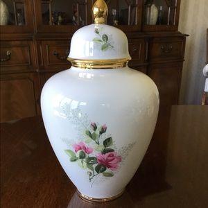 PMR Bavaria German Porcelain Vintage Vase/Urn